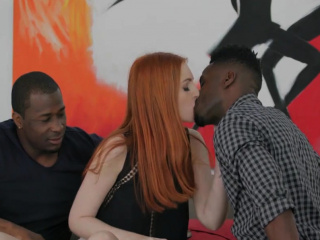 Maya Kendrick In Fuck My Girlfriend Please