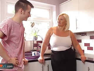 Agedlove grown-up heavy blowjob together with doggystyle