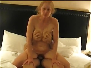 Insatiable nympho join in matrimony fucks a young cock and loves it