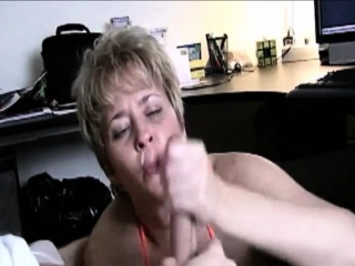 Hand Job Malodorous While Watching Porn