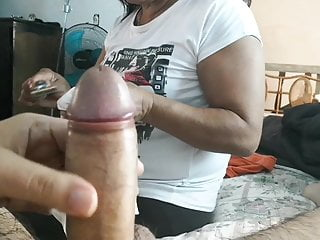 Massage ejaculation premature IV MILF(paja precoz)