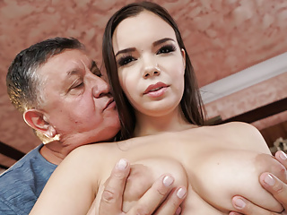 Leader Babe Fucks Say no to Sugar Daddy! What Nasty Teen!
