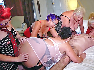 Five British amateur matures