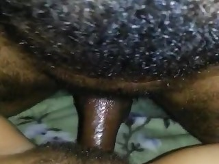 Fucking my Victorian wifes pussy