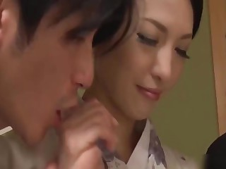 Threesome with asian step mom - fidelity 1