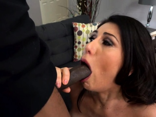 Busty Cougar Makayla Cox Does Anal Encircling A BBC