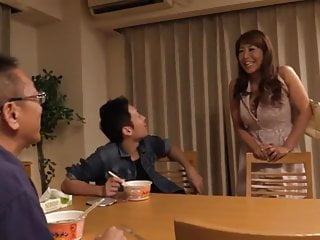 Japanese Grown up Mom Gets Fucked by Stepson's Best Friend