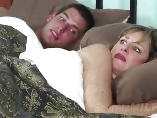 Step-Son Time-Stops Big Tit MILF